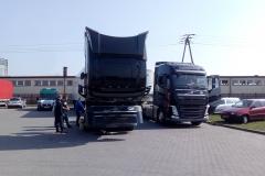 Nowe rosyjskie ciężarówki z urządzeniem do manipulacji czasu pracy 2