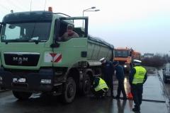 ITD - kontrola wywrotek, kary 70 000 zł 1