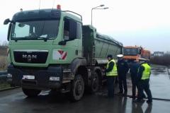 ITD - kontrola wywrotek, kary 70 000 zł 2