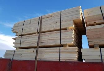 WITD – 15 t ładunek zabezpieczony dwoma pasami i dramatyczny stan techniczny ciężarówki kierowcy przedsiębiorcy 2