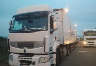 WITD - Kierowca bez szkolenia okresowego prowadził kradzioną ciężarówkę 2