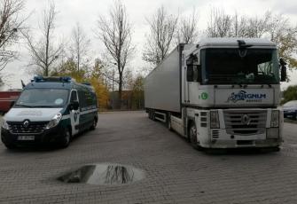 WITD – kierowcy-przedsiębiorcy przewozili odpady bez dokumentacji i na magnesie – kara po 12 tys. zł. 4