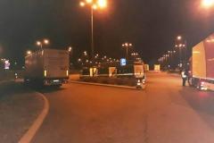 WITD – nocne kontrole na A1 wszyscy kierowcy byli trzeźwi - wykryto naruszenia czasu pracy 1