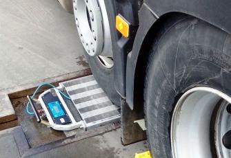 WITD – pojazd ciężarowy przeładowany o blisko 21 ton 1
