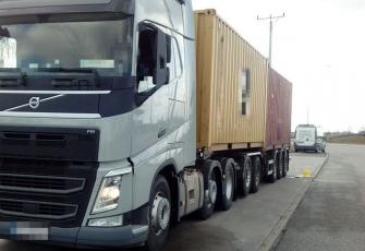 WITD – pojazd ciężarowy przeładowany o blisko 21 ton 2