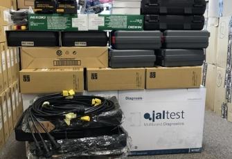 WITD w Poznaniu bardziej skuteczne – nowe urządzenia kontroli pojazdów i tachografów o wartości 170 tys. zł. 2