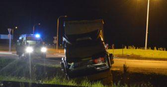 Pijany kierowca ciężarówki z Estonii