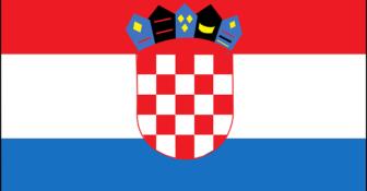 Flaga Chorwacja Kabotaż Transport