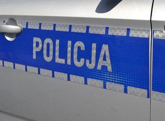 Brawurowa akcja policji - transport