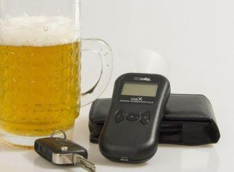 Alkohol kierowca alkomat