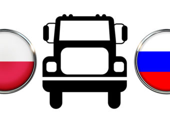 Polska Rosja Transport zezwolenia