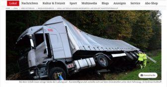 Wypadek polskiego kierowcy a2 niemcy