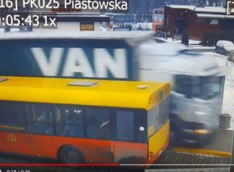 Zatrzymano kierowcę ciężarówki Dzierżoniowo
