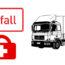Wypadek A81 dwóch Polaków Rannych Ciężarówka