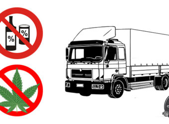 Niemcy - Polak Bus marihuana alkohol