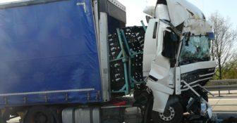 Wypadek a2 polski kierowca FB