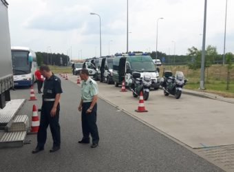 Mobilna Stacja Kontroli ITD Bydgoszcz