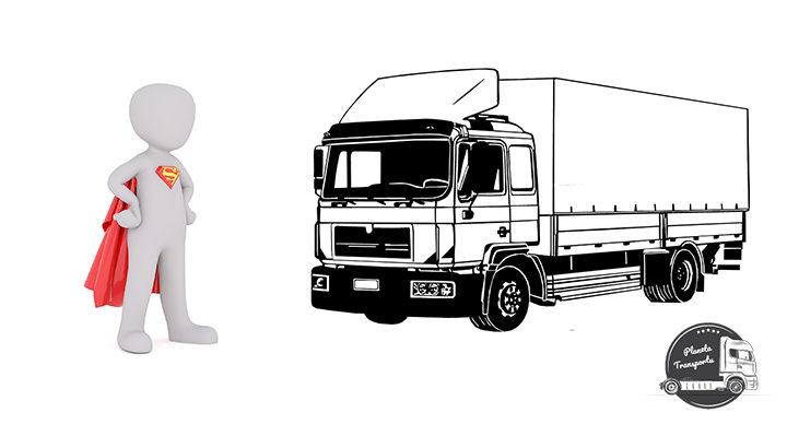 Polski kierowca ciężarówki bohaterem w niemczech