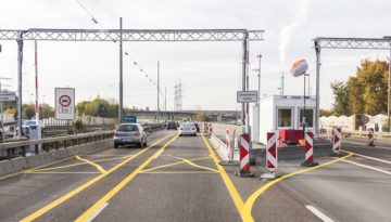 Most w Leverkusen - dziennie 120 cieżarówek łamie zakaz