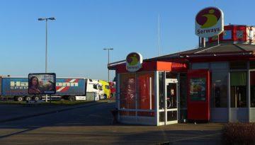 Niemcy - horendalne ceny produktów na sklepach parkingowych