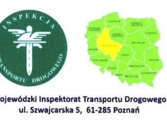 Pismo z logo WITD w Poznaniu 2