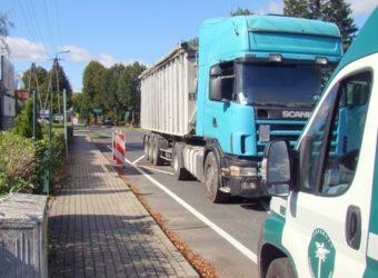 Polska – WITD – Dwa nowe punkty kontroli i ważenia pojazdów ciężarowych w Wielkopolsce