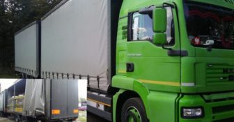 WITD w Katowicach – właściciel firmy transportowej, prowadził zestaw bez ważnego prawa jazdy nawet na kat. B