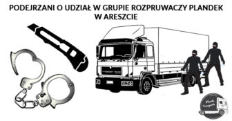 Niemcy – aresztowano podejrzanych o kradzież ładunków. Najprawdopodobniej pochodzą z Polski
