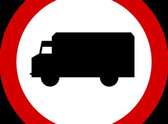 Zakazy jazdy ciężarówki Niemcy 3 października Dzień Jedności Niemiec
