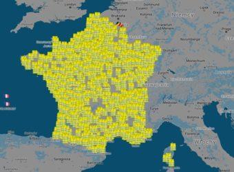 Protest we Francji – mapa blokad dróg – strajkują również kierowcy zawodowi