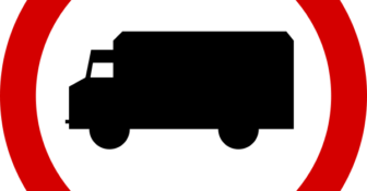 Świąteczne i Noworoczne zakazy jazdy w Polsce dla pojazdów ciężarowych