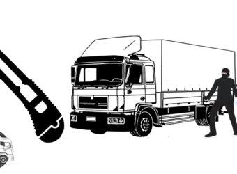 Niemcy – Rozpruwacze plandek okradli dwie naczepy z Polski na parkingu przy A2