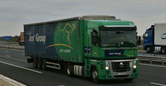 Dumping socjalny władze belgijskie chcą skonfiskować 300 ciężarówek grupy Jost
