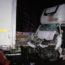 Niemcy – 25-letni polski kierowca busa zakleszczony w kabinie – poważnie rannego zabrano helikopterem do szpitala