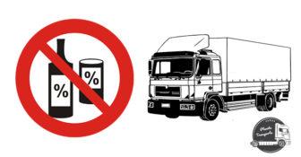 Niemcy – Minister Spraw Wewnętrznych żąda ZEROWEGO LIMITU PROMILI dla kierowców zawodowych