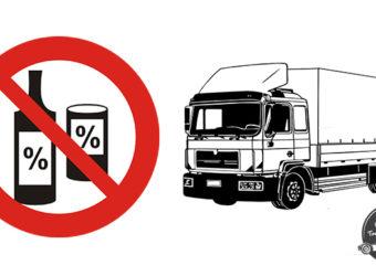 Niemcy – polski kierowca dostarczał ładunek do mleczarni mając prawie 3 promile