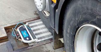 WITD – pojazd ciężarowy przeładowany o blisko 21 ton