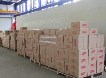 Niemcy – 670 kg heroiny w ciężarówce jadącej z Polski – zatrzymano rekordowy przemyt