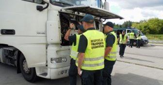 WITD – Manipulacje tachografów w 5 na 6 skontrolowanych ciężarówek polskich przewoźników